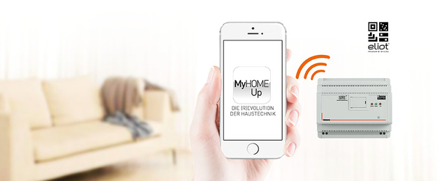 MyHOME / MyHOME_Up bei B&H Elektro GmbH in Grimma